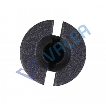VCF114 10 Pieces Lock Nut Plastic Clips Booth Black, Long for VW : 6N0809966A