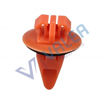 VCF1225 10 Pieces Wheel Flare Moulding Clip With Sealer for Toyota:75397-35010 75395-35070