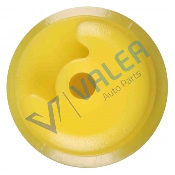 VCF124 10 Pieces Door Trim Panel Retainer, Yellow for BMW : 51417007479; Rolls-Royce: 51410152436