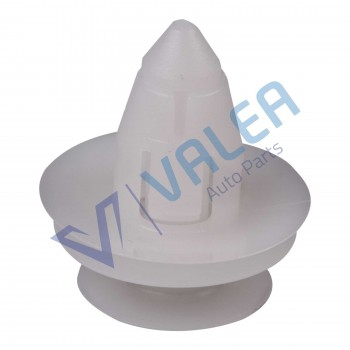 VCF1240 10 Pieces Trim Panel Retainer for Toyota: 67771-06010 67771-32090 67771-33040 90467-10168 Mitsubishi: Mr250049 T