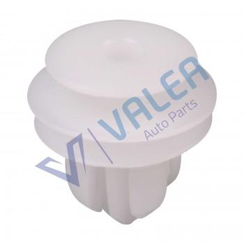 VCF1251 10 Pieces Garnish Moulding Retainer for Toyota  Lexus: 62217-13010, Honda: 91560-SED-003 T