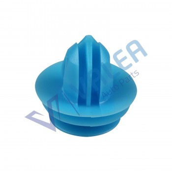 VCF1252 10 Pieces Garnish Moulding Retainer for  GM: 88970345, Toyota: 90467-10167