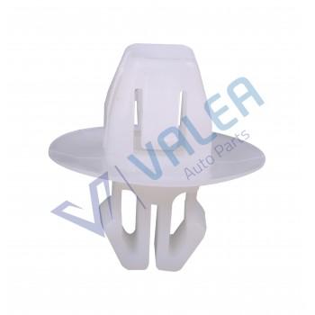 VCF1374 10 Pieces Side Moulding Clip White  for Suzuki; Toyota Lexus: 90467-11063