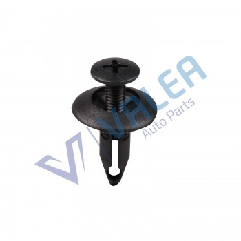 VCF1503 10 Pieces Push-Type Retainer for GM:10139822 , 25680782 , Ford:N808147S