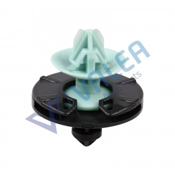 VCF1796 10 Pieces Door Panel Clip for VW Audi: 1H0868243