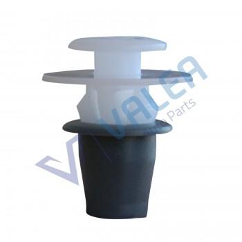 VCF1797 10 Pieces Side Moulding Grommet for VW: 37853575; for Peugeot: 6991.W4