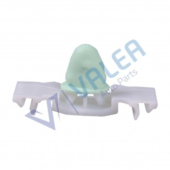 VCF1798 10 Pieces Side Moulding Clip, White for VW : 1H0853585A