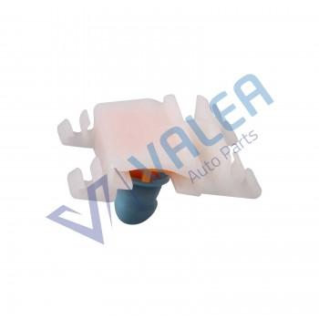 VCF1799 10 Pieces Side Moulding Grommet for VW: 37853575; Peugeot: 6991.W4