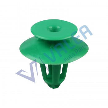 VCF1828 10 Pieces Door Trim Panel Retainer, Green for Audi VW : 893867290