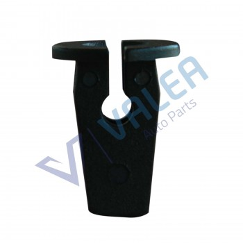 VCF1839 10 Pieces Lock Nut Plastic Clips Booth Black, Long for VW : 6N0809966A