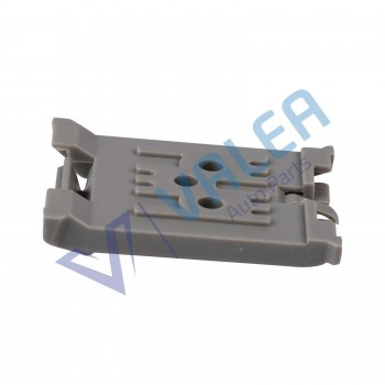 VCF1855 10 Pieces Plastic Plate Buckle for Renault