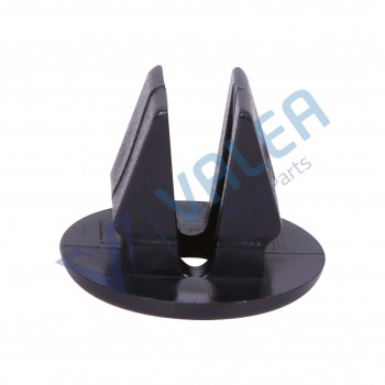 VCF1860 10 Pieces Screw Nut; Black for Hyundai: 86848-22000