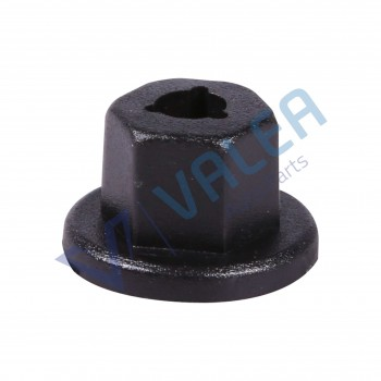 VCF1994 10 Pieces Screw Nut, Black M6 ford, Opel: 90413589, 180942; BMW:16131176747, Audi-VW: 8E0825265C