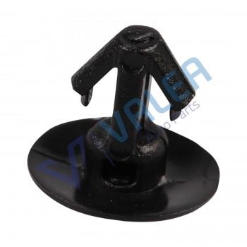 VCF2003 10 Pieces Retainer Clip, Black for Mazda: BP4K58762
