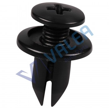 VCF2096 10 Pieces Push Type Retainer for GM: 94198687, Honda: 90657-SA6-0030 , Mazda: N304-13-356-A