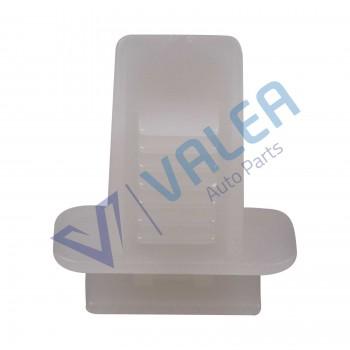 VCF2119 10 Pieces Plastic Clip for Fiat: 60811628