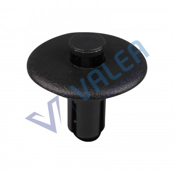 VCF2251 10 Pieces Radiator Support Sight Shield Push-Type Retainer for GM: 25695687