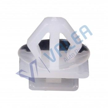 VCF2338 10 Pieces Side Moulding Clip, White for  Peugeot : 6995.X3