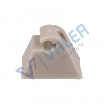 VCF2505 2 Pieces Sun Visor Clip for Opel  Renaut