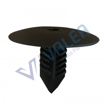 VCF2637 10 Pieces Wheel arch cover, Bumper Retainer for Nissan : 01515-00QAB; Renault: :7703072360