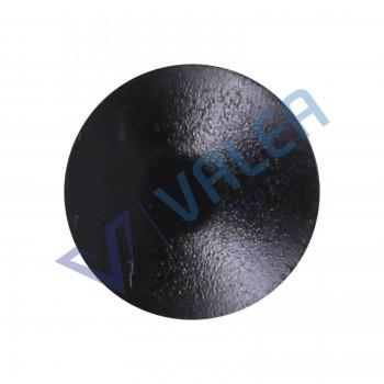 VCF287 10 Pieces Weather Strip Retainer, Black for Fiat : 4368201
