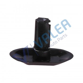 VCF293 10 Pieces Door - gasket , Black for Citroën: 9619769080, Peugeot:  699786, Renault: 7701044547