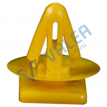 VCF37 10 Pieces Trunk Retainer, Yellow for Hyundai