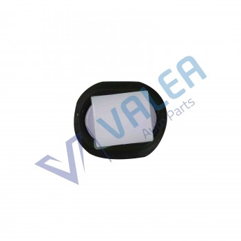 VCF406 10 Pieces Side Moulding Clip for Citroën : 856543 Fiat: 71728806, Peugeot: 856543
