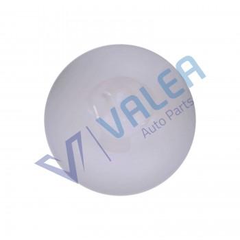 VCF413 10 Pieces Door Trim Panel Retainer, White  for Citroen, Peugeot: 699050
