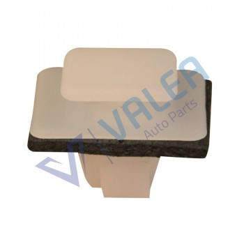 VCF420 10 Pieces Moulding Clip With Sealer for Hyundai : 87756-2E000; 87756-38000