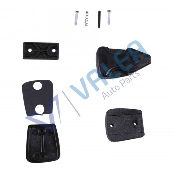 VCF46 1 Pieces  Sliding Vent Window Latch, Black for  Ford : 1C14 22996 BBN  Ford T16