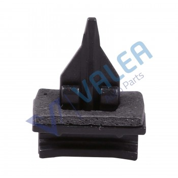 VCF492 10 Pieces Window Side Trim Clips for  Ford: 4069906