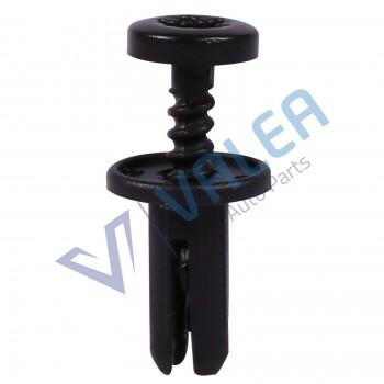 VCF589 10 Pieces Push Type Retainer for Peugeot & Citroen : 6991F0 Renault:7703072261