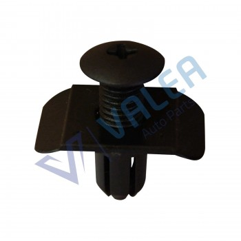 VCF604 10 Pieces Push-Type Retainer for Mazda: BF82-50-233; Hyundai: 86651-27000; Nissan:  01553-01393; Kia: MBF8250233