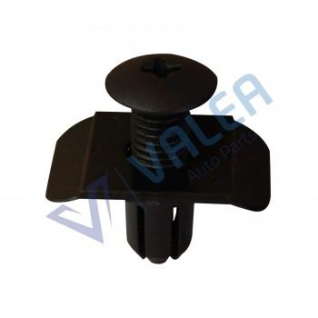 VCF604 10 Pieces Push-Type Retainer for Mazda: BF82-50-233; Hyundai: 86651-27000; Nissan:  01553-01393; Kia: MBF8250233