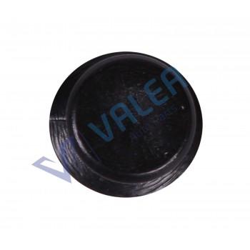 VCF814 10 Pieces Panel Moulding Clip for Fiat: 46835626, Citroen Peugeot: 9345A1