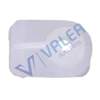 VCF844 10 Pieces Multipurpose Plastic Nut ,White Color for Fiat: 14188880