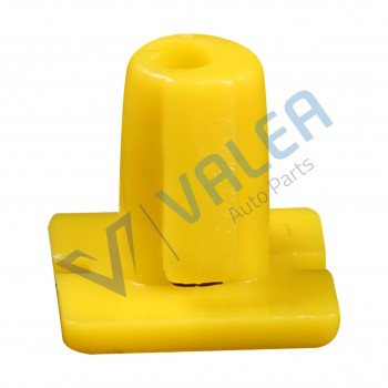 VCF86 10 Pieces Body Side Moulding Clip, Yellow for 87756-34500 Hyundai
