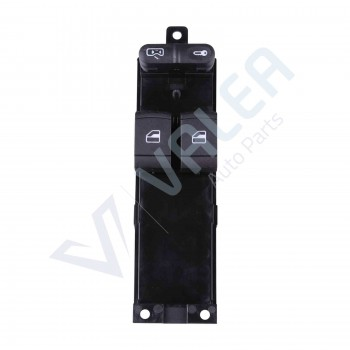 VDP117 Power Window Control Panel Master Switch Front Left Door-Driver Side for VW:1J3959857B Seat:1J4 959 857 D