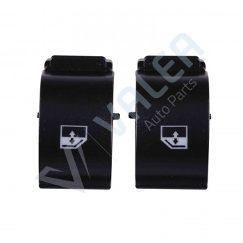 VDP134 Window Switch Repair Button Cover for Fiat Citroen Peugeot: