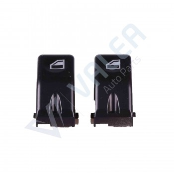 VDP136 1 Piece Window Switch Button Repair Plastic Cover For Fiat Siena
