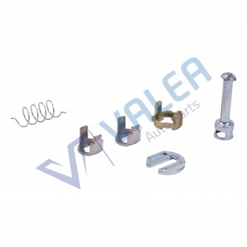 VDP14 Door Lock Barrel Repair Kit Front Left&Right Side for BMW E46 1998–2007
