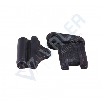 VDP145 Sun Window Shade Blind Corner Plastic Clips Brackets For BMW E60 E90