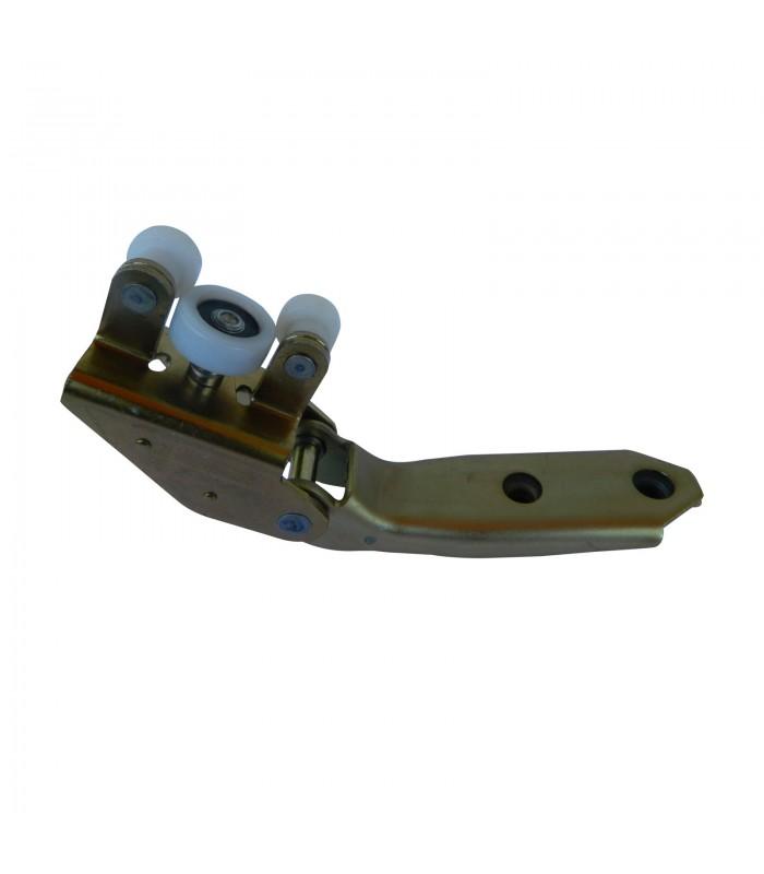 VDP27 Left Side Door Rear Sliding Door Middle Roller Guide for VW T4 1990-2003