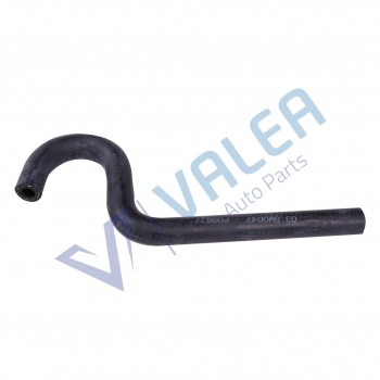 VHC22 Radiator Overflow Fitting Engine Coolant Water Line Pipe Hose for BMW: 17111712329