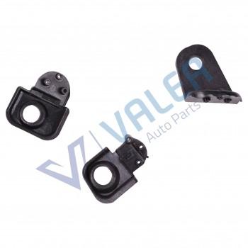 VHL8 Headlight repair Kit Left Side for Fiat Doblo 2005-2009