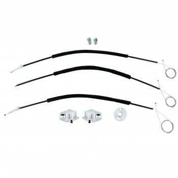 VWR603 Window Regulator Repair Kit Front; Left&Right Doors for Citroen XSara Picasso 1999-2004