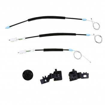 VWR686 Window Regulator Repair Kit Front; Right  Door for Nissan Qashqhai  2007-On